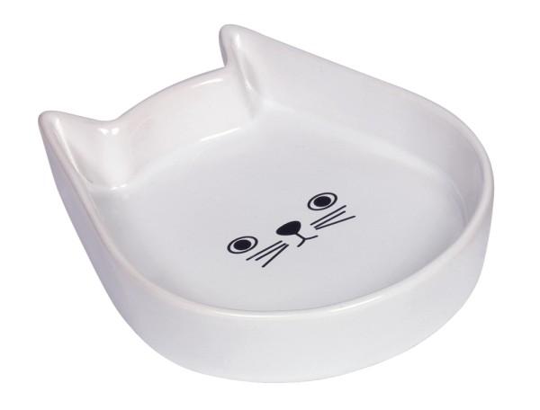 "Nobby Katzen Keramik Schale ""Kitty Face"""