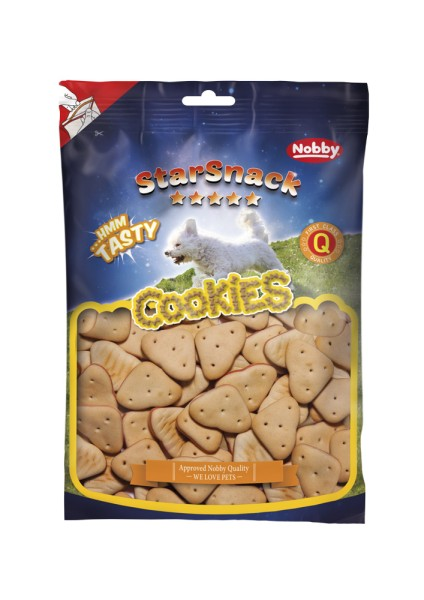 "Nobby StarSnack Cookies ""Duo Salmon"""