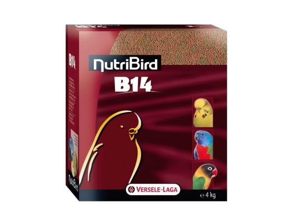 Nobby NUTRIBIRD für Wellensittiche - B14 Pflegefutter 4kg