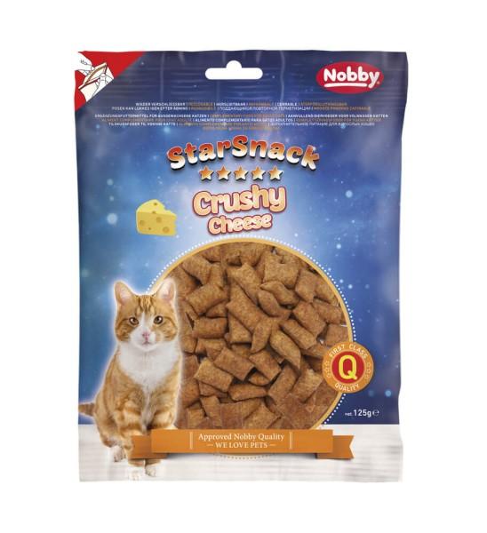 Nobby StarSnack Crushy Cheese 125g