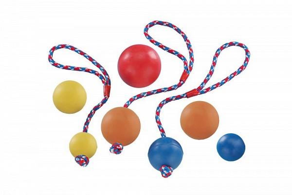 Nobby Rubber Line Ball mit Seil