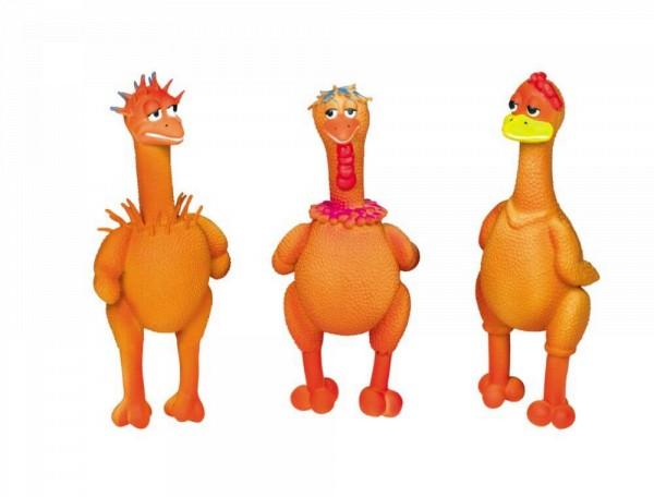 """Nobby Strip Latex Figuren """"Cool Chicken """" 21 - 22cm, Zufallsartikel"""