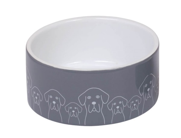 """Nobby Keramik Napf """"Dogs"""""""