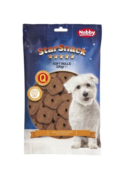 """Nobby StarSnack """"Soft Rolls"""""""