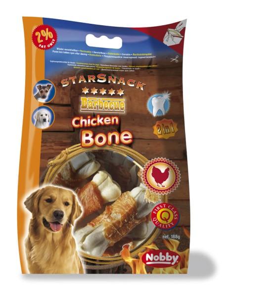 Nobby STARSNACK BBQ Chicken Bone