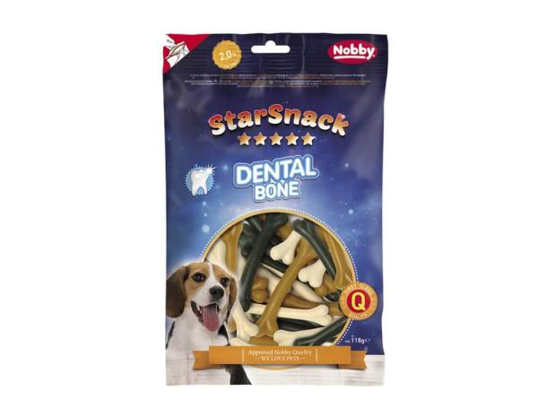 Nobby STARSNACK Dental Bone 8cm 118g