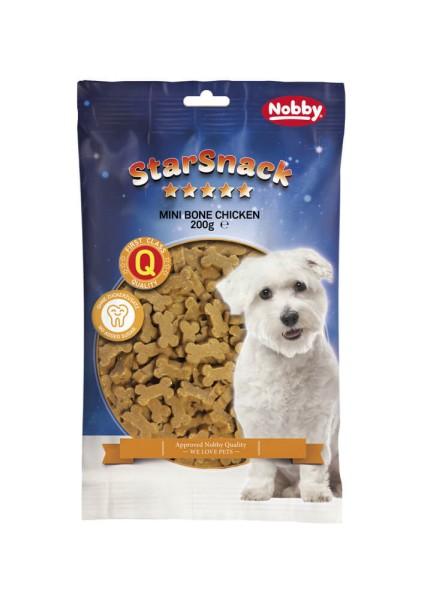 """Nobby StarSnack Mini Bones """"Chicken"""""""