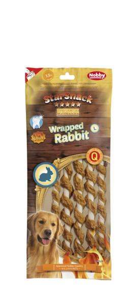 Nobby STARSNACK BBQ Wrapped Rabbit