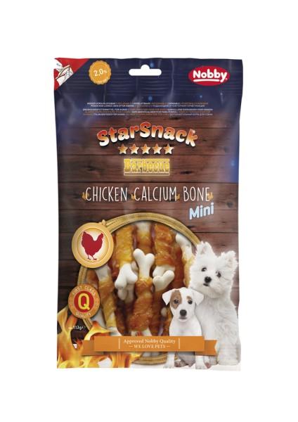 Nobby STARSNACK BBQ MINI Chicken Calcium Bone