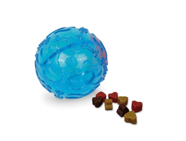"Nobby TPR Snack Ball ""Bone"""