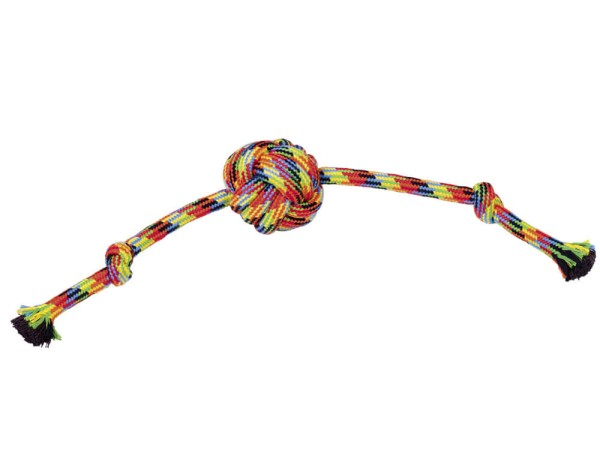 Nobby Spielseil Ball klein ca. 47cm