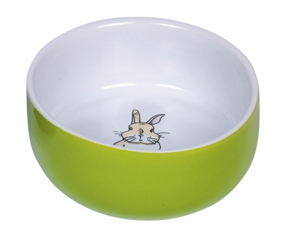 "Nobby Nager Keramik Napf ""Rabbit"""