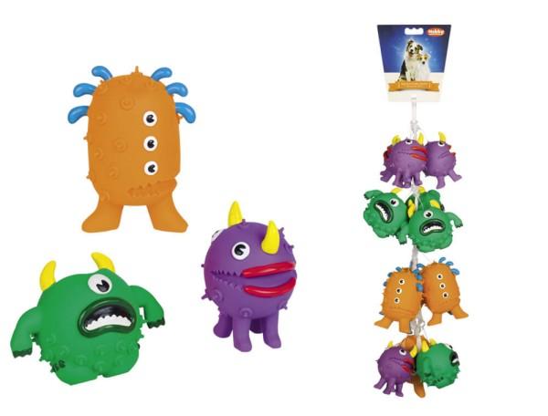 "Nobby Latex Figuren ""Monster"" 9-11,5cm, Zufallsartikel"